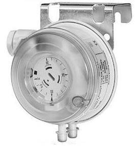 Model MC204A Air Differential Pressure Switch