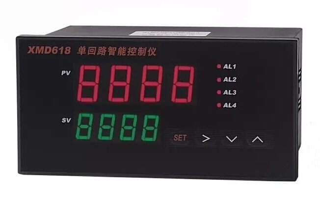 XMD6100 Dual Indicators with 4 Relays Controller