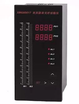 XMG-SS6100 Dual Loops Input Column and Digital Indicator Controller